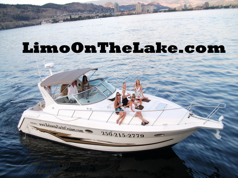 limo on lake logo
